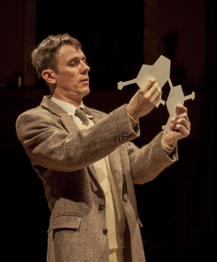 Alan Coyne as James Watson
