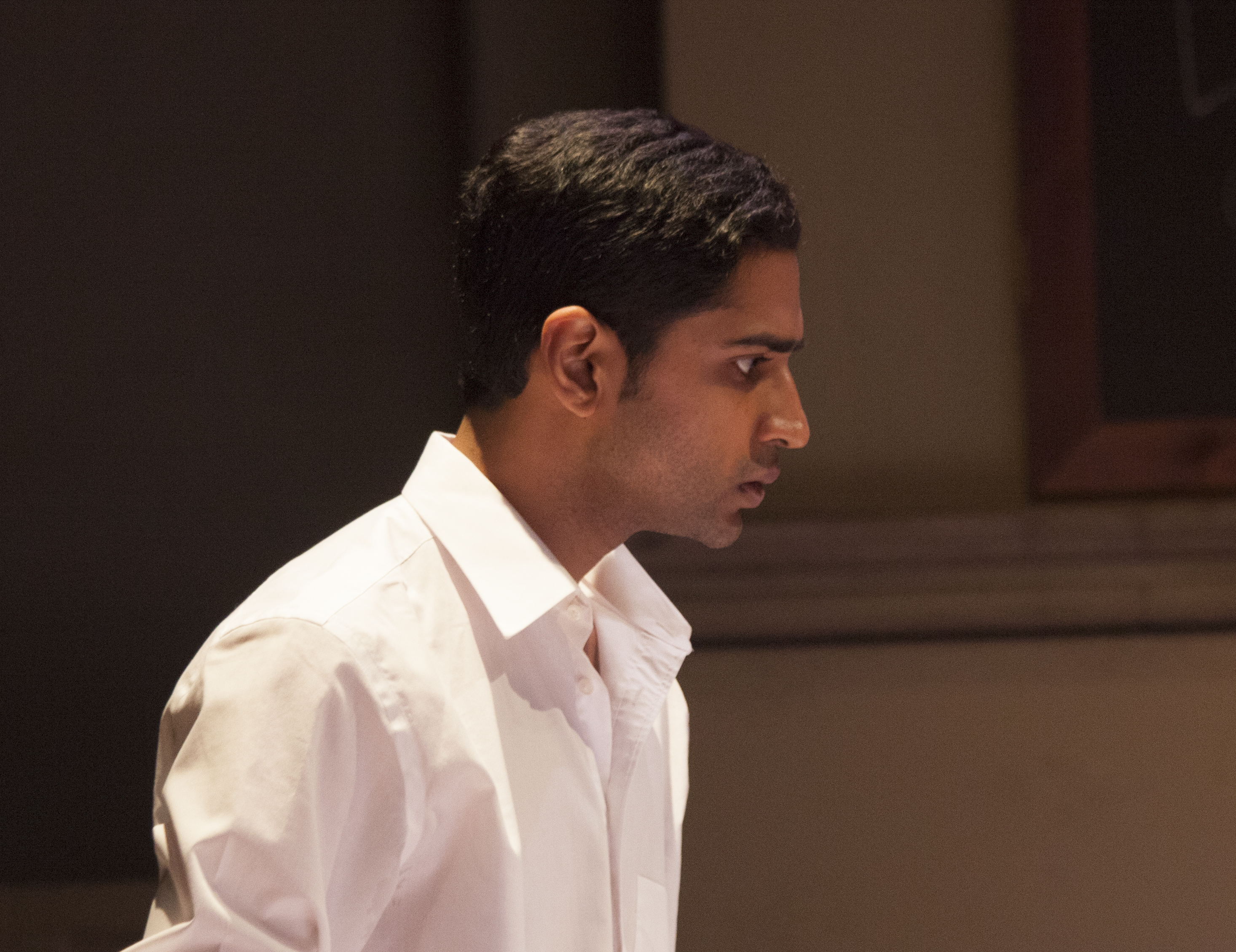 Heron Patel as Ramanujan